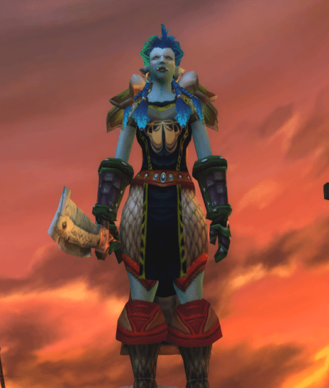 Troll female Hunter 60