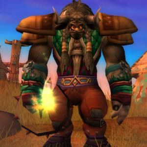 tauren male shaman 60