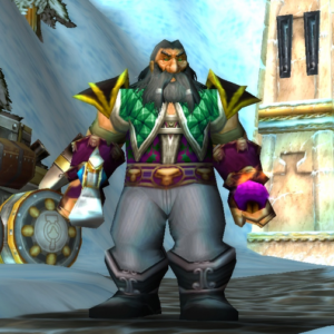 Dwarf male Priest 60