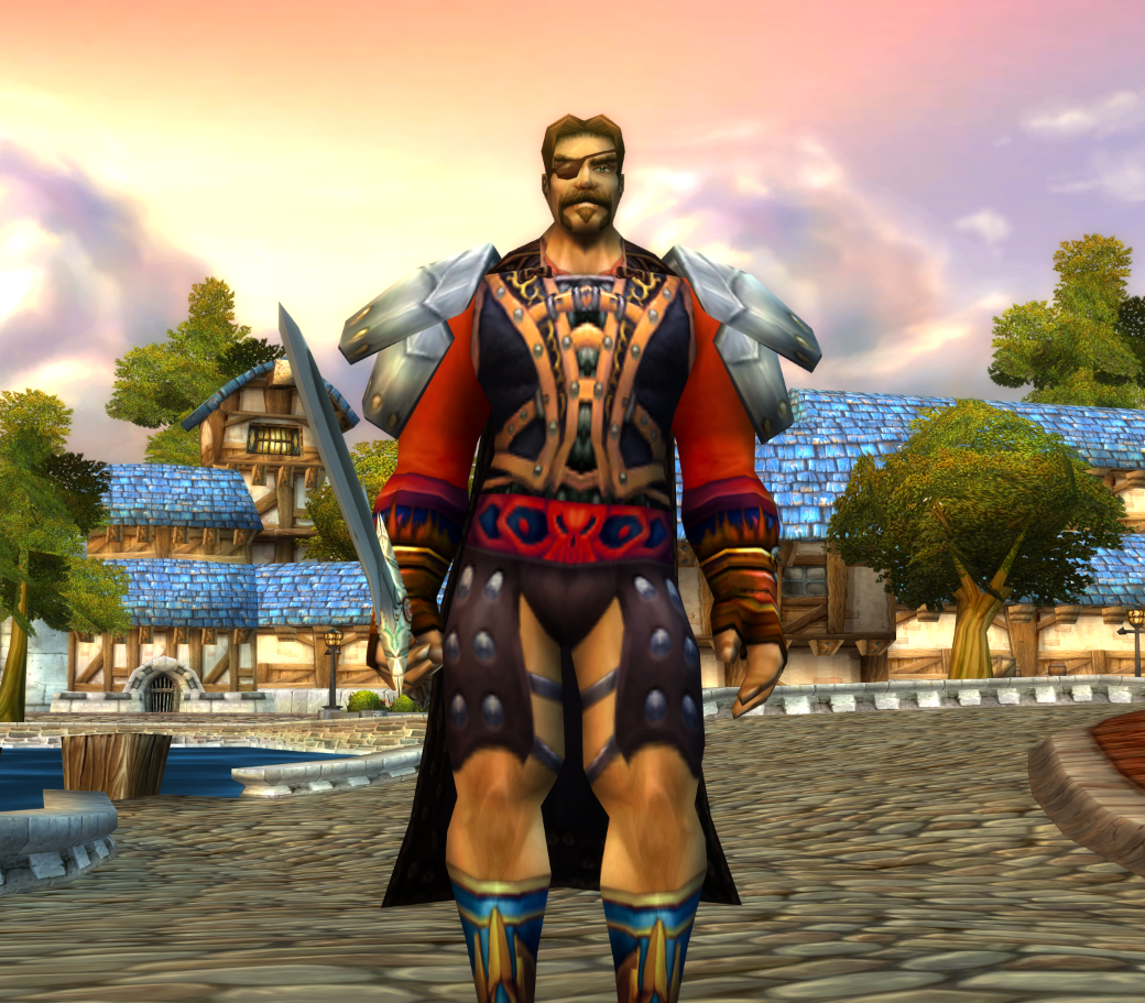 Netherwind PvP - 60 Human male Warrior [Safe Account by METAMMO Team]