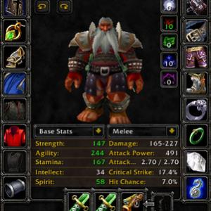dwarf male rogue 60