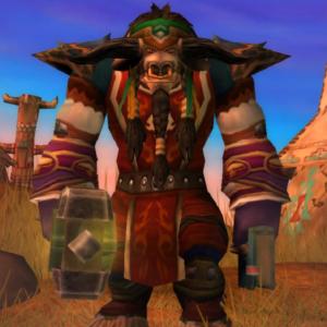 Tauren male Druid 60