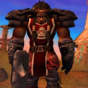 Tauren male Druid 60
