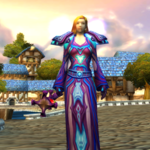 Human female Mage 60