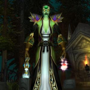 Undead female Priest 60
