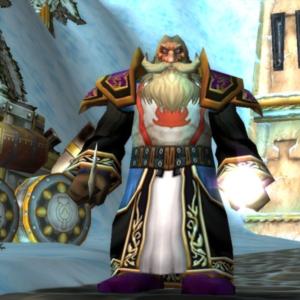 Dwarf male Priest 60