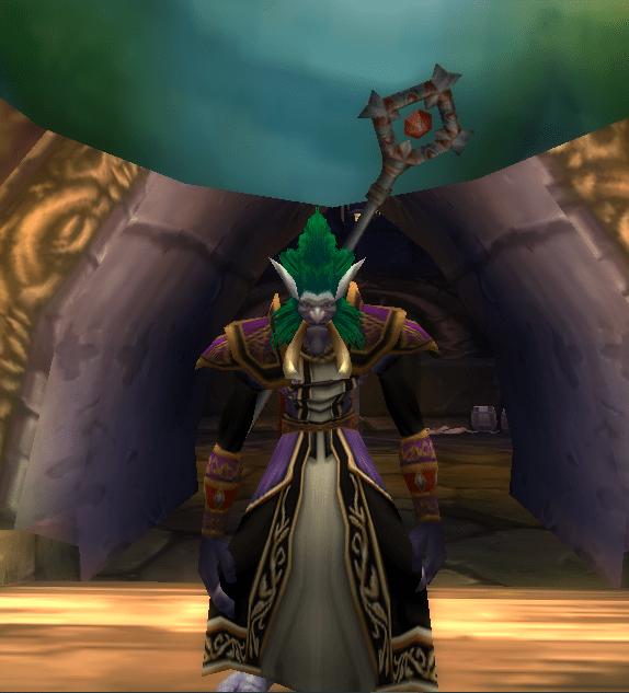troll priest