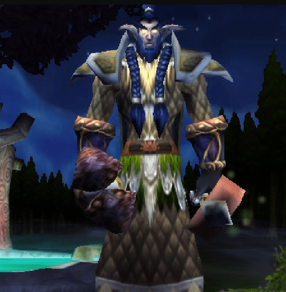 Night Elf male Druid 60