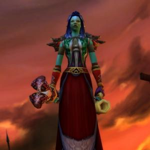 Troll female Priest 60