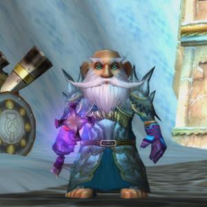 Gnome male Mage 60