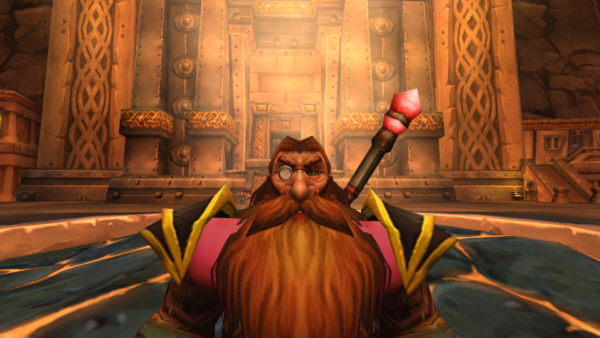 Herod  PvP - Dwarf male Warrior - Safe Account by METAMMO Team [1410]