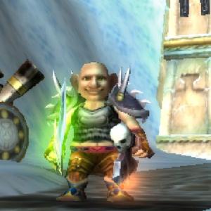 Gnome male Warrior 60