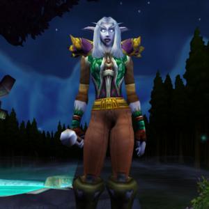 Night Elf female Druid 60