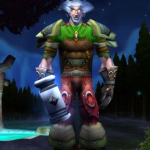 Night Elf male Druid 60