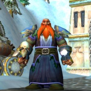 Dwarf Male Priest