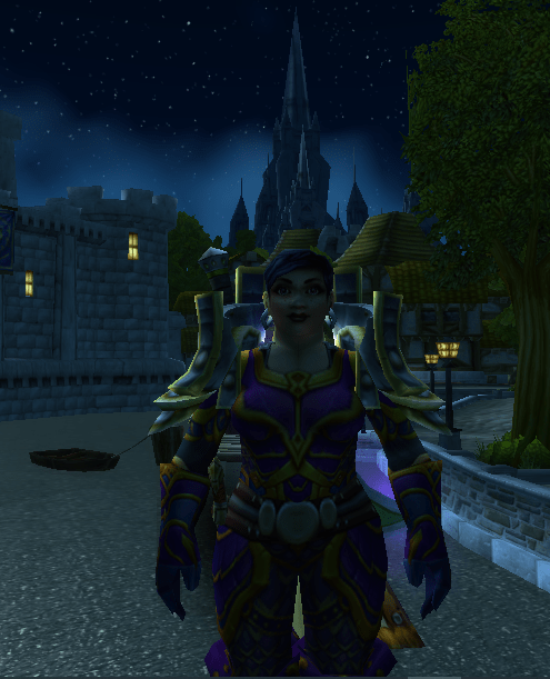 Dwarf Female Hunter 60
