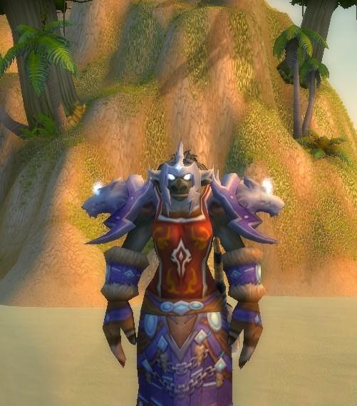 Tauren Femeale shaman