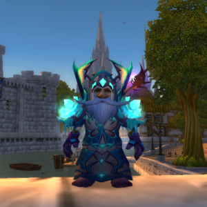 Gnme Male Mage