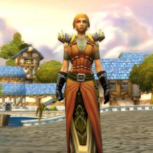 Human female Priest 60