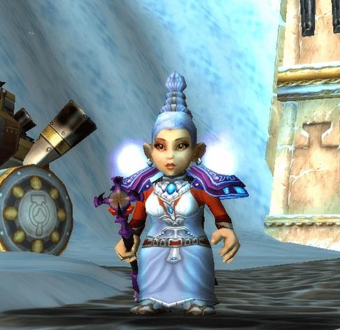 Gnome female Mage 60