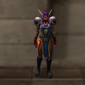 Night Elf female Rogue 60