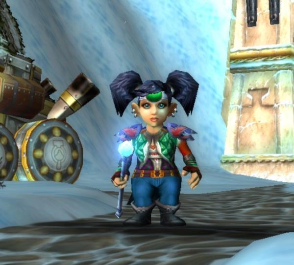 Gnome female Mage 55
