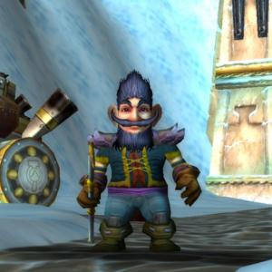 Gnome male Warlock 60