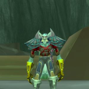 Troll Male Warrior 70
