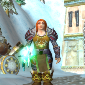 Dwarf female Hunter