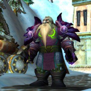 Dwarf Rogue 70