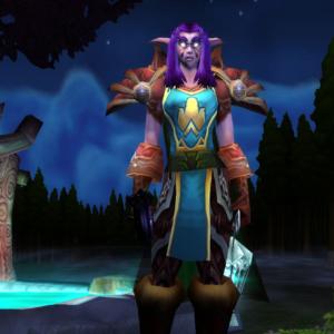 Night Elf Druid 70