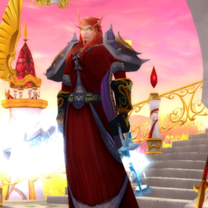 Blood Elf male Mage 70