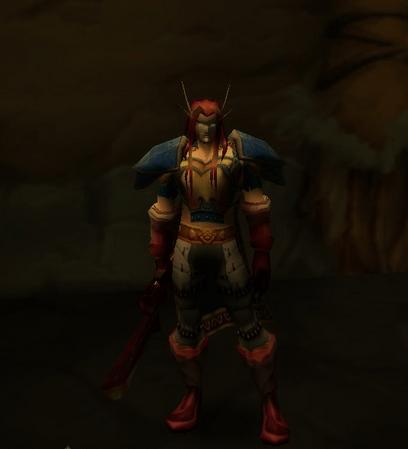 Blood Elf male Paladin 60